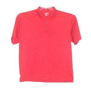 Champions Tour XXL moisture wick polo shirt